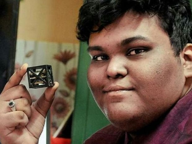 KalamSat: NASA launches satellite developed by 18-yr old student from TN