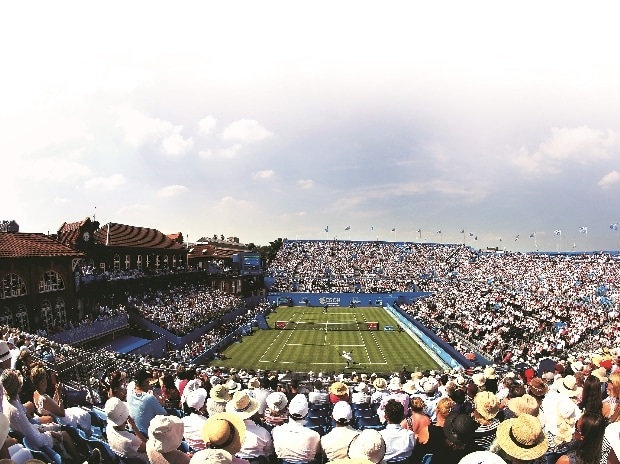 London's Queen's Club, Wimbledon