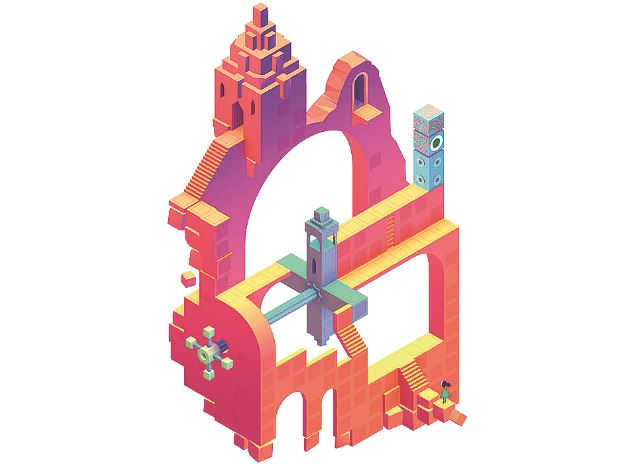 Monument Valley 2, Apple, gaming