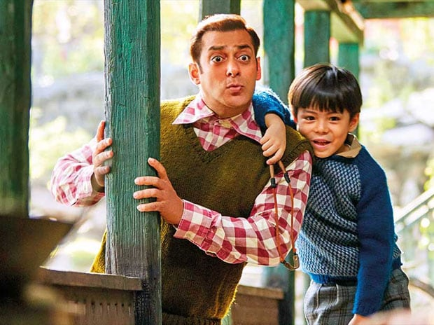 Tubelight: Salman's lowest opening weekend release during Eid in five years