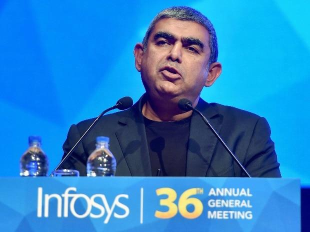 Vishal Sikka, Infosys