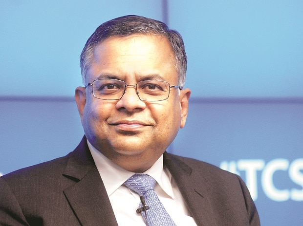 N Chandrasekaran, TCS Chairman