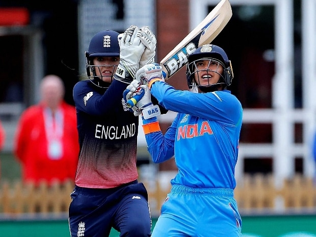ICC Women's World Cup: Mandhana, Raj guide India to 35-run win over England