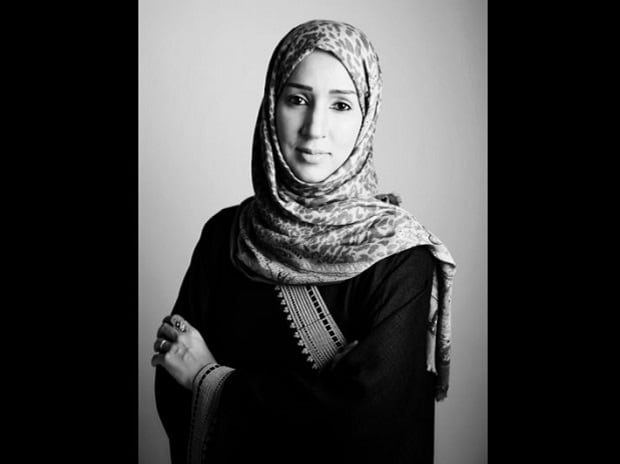 Manal al-Sharif. Courtesy of Simon and Schuster.