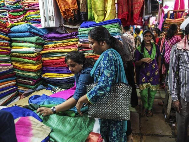 GST, textile industry, cloth