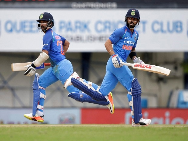 Ajinkya Rahane, Kuldeep Yadav power India to 105-run win over West Indies