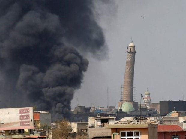 Destroying Mosul's Great Mosque: Islamic State's symbolic war to the end