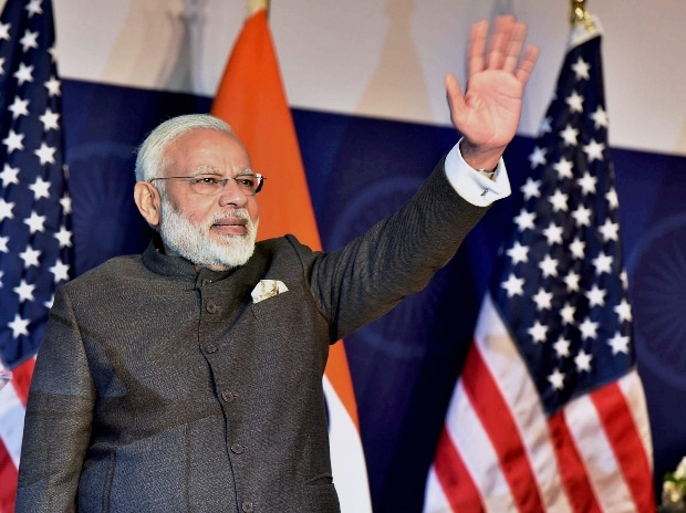 Modi urges India's GST implementation as textbook case in US B-schools