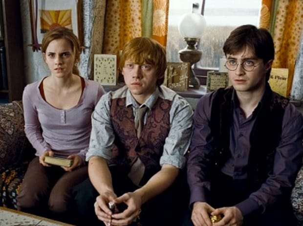 A still from Harry Potter and the Deathly Hallows