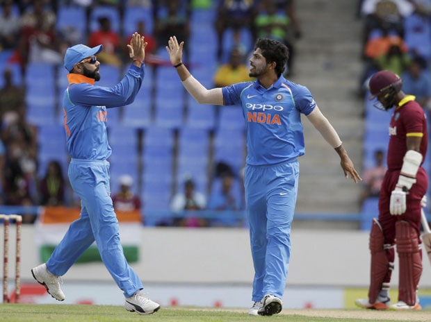 India vs West Indies: Dhoni, Rahane help beat WI by 93 runs in 3rd ODI