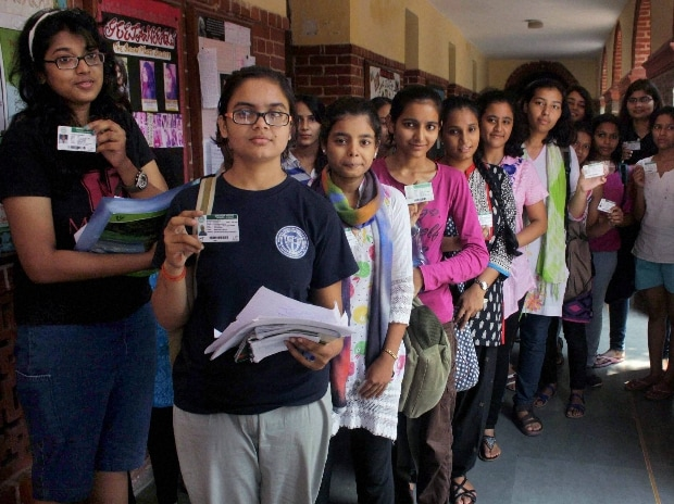 Delhi University concludes first cut off list admission