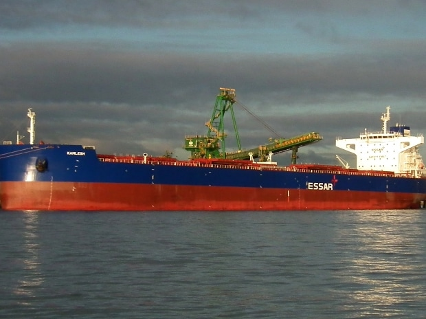 Essar Shipping Ltd, ESL