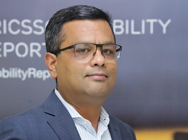 Nitin Bansal, Head of Network Products, Ericsson India
