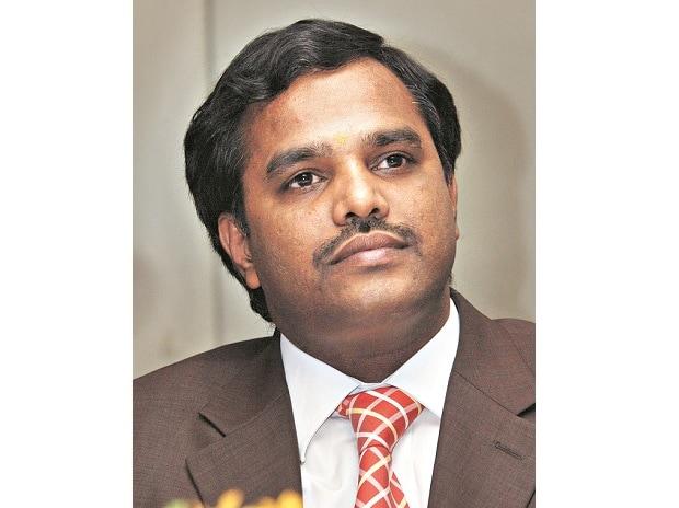 M Murali, managing director, Shriram Properties