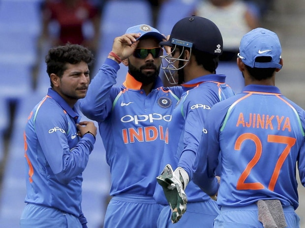 India vs West Indies 4th ODI. (Photo: PTI)