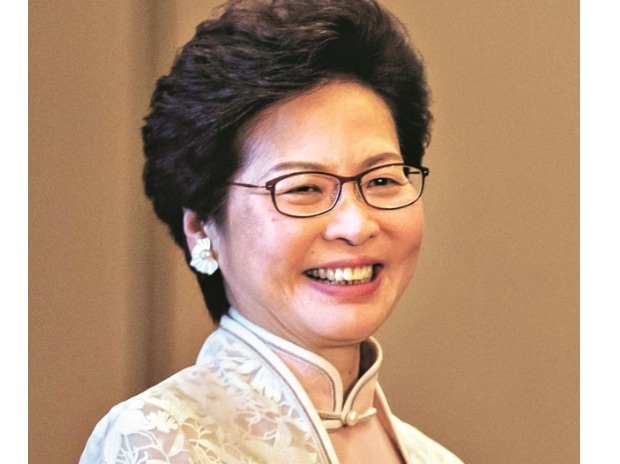 Hong Kong Chief Executive Carrie Lam (Photo: Reuters)