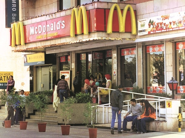 Vikram Bakshi-McDonald's battle