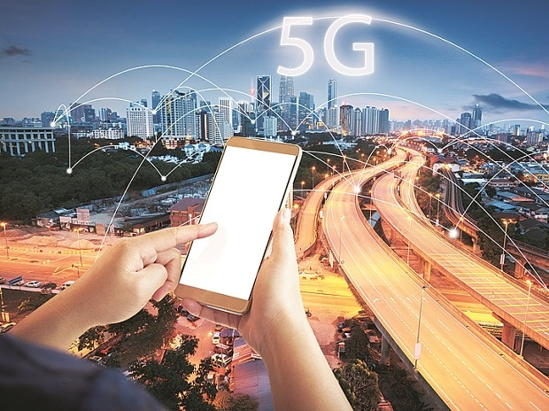 5G network, telcos, 5G revenue