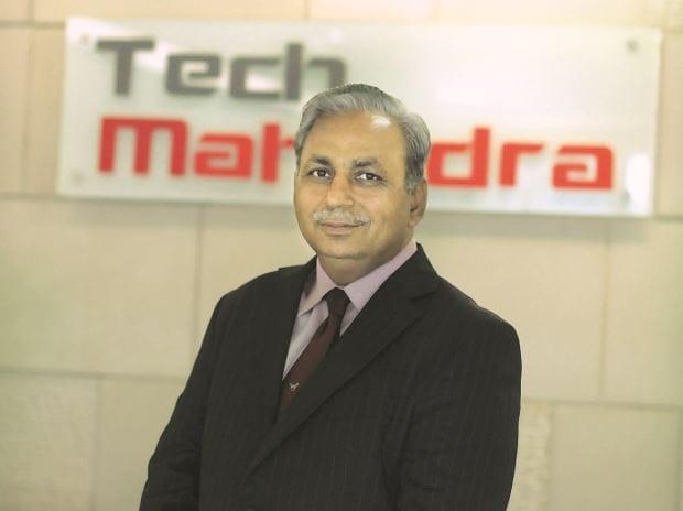 Tech Mahindra, C P Gurnani