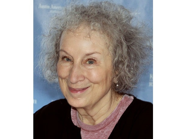Margaret Atwood. Photo: Larry D Moore (Wikipedia)