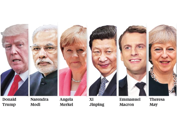 G20, world leaders