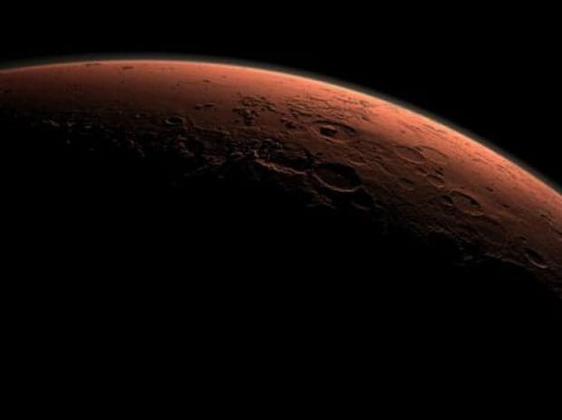 Previous Evidence of Water on Mars Now Identified as Grainflows