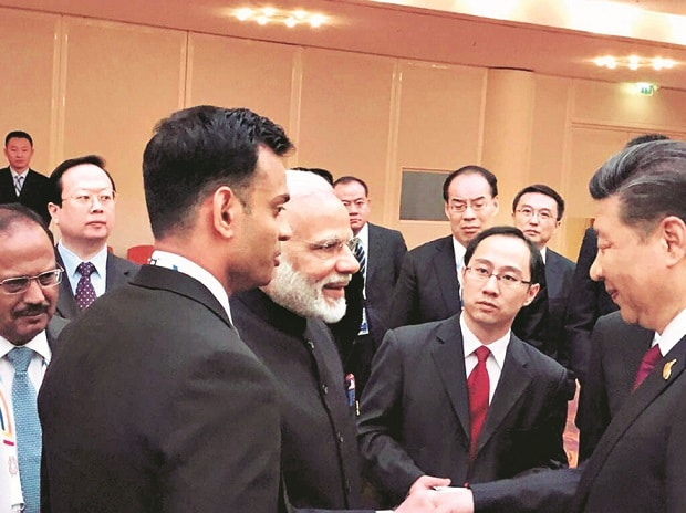 Xi Jinping praises India's strong resolve against terrorism