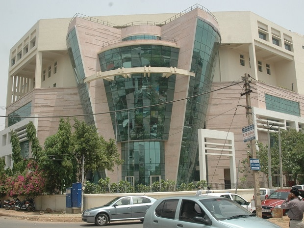 Wipro building in Gurugram