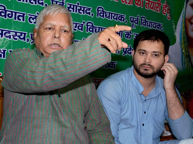 BJP wants to politically finish me; it'll never succeed: Lalu Prasad