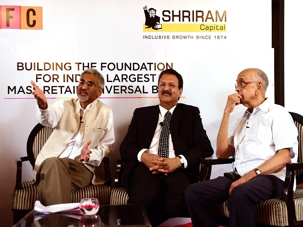 IDFC Bank CEO, Rajiv Lall, Shriram Capital Ajay Piramal, R Thyagarajan