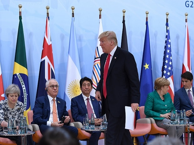 G20 communique exposes climate policy divide with US