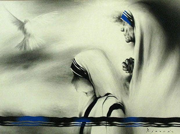 Saint Mother Teresa