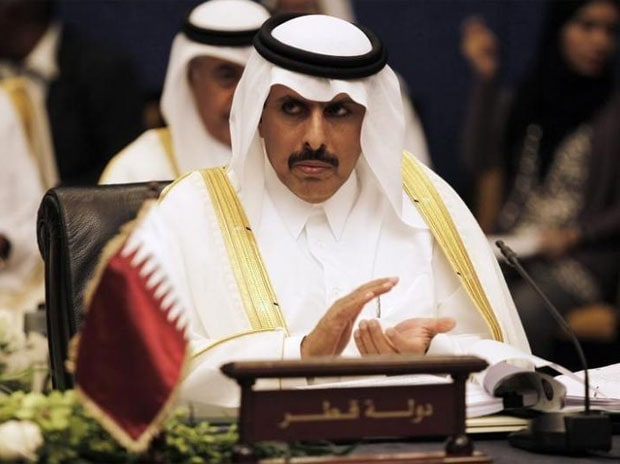 Qatar's central bank governor Sheikh Abdullah bin Saud al-Thani. Photo: Reuters