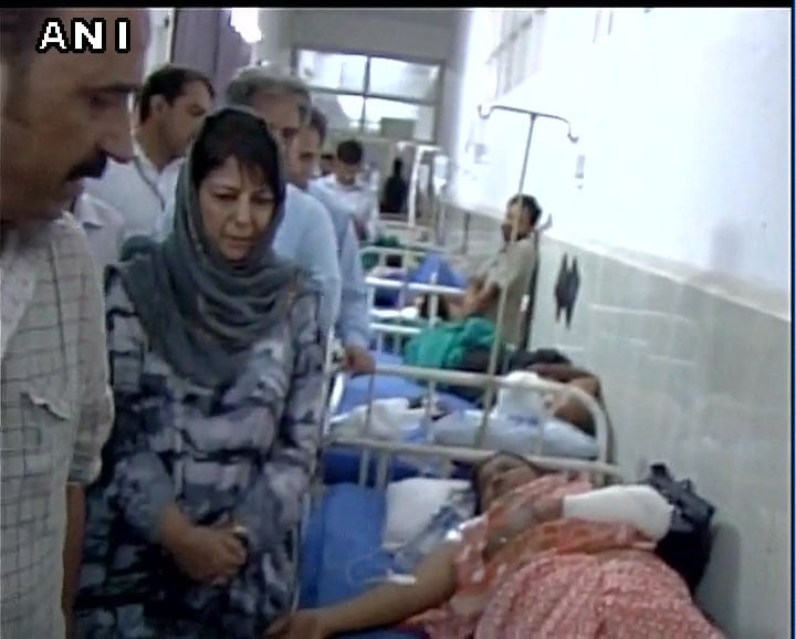 Terror attack on Amarnath Yatra
