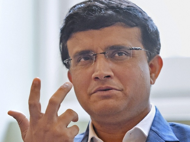 Sourav Ganguly, former cricketer
