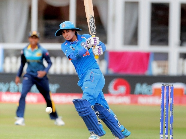 Derby : India's Mithali Raj in action during the ICC Women's World Cup match against Sri Lanka in Derby recently. Mithali scripted history on Wednesday by becoming the all-time leading run-getter in women's ODIs. PTI Photo