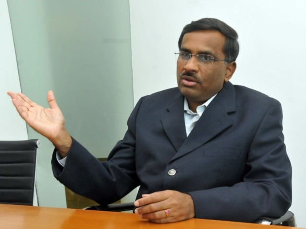 Vikram Limaye. Photo: Business Standard