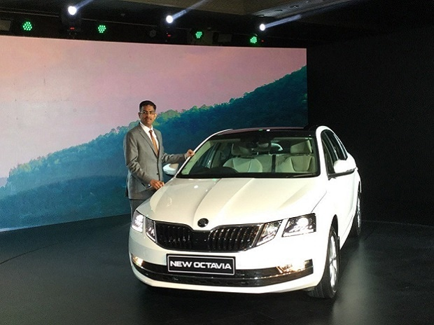 New Skoda Octavia 2017 (Photo: @SkodaIndia, Twitter)