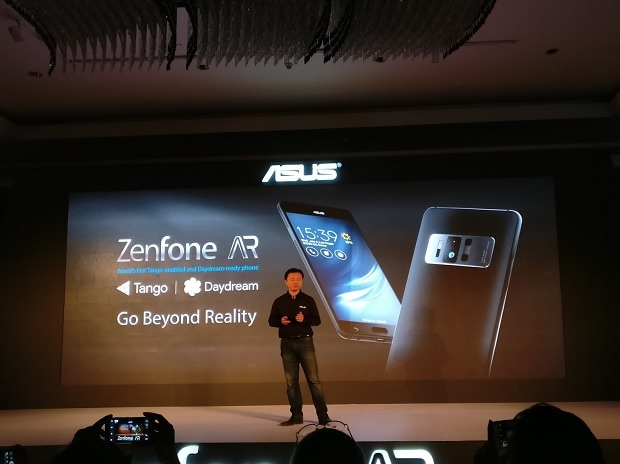 AR, VR-enabled 'Zenfone AR' with 8GB RAM launched in India