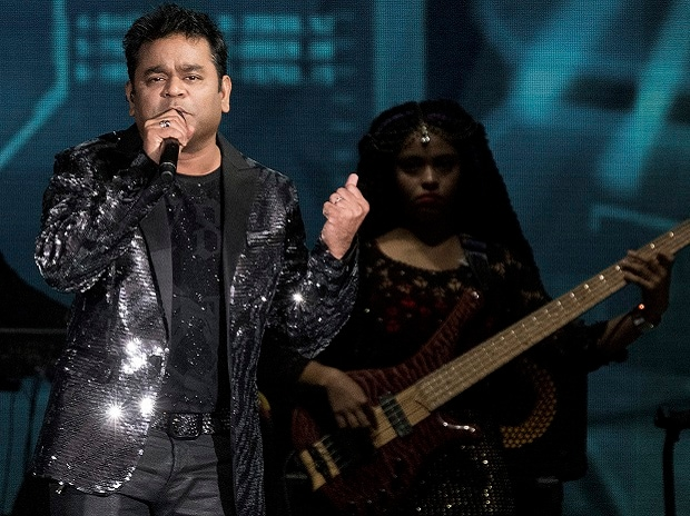 A R Rahman, concert, New York, London
