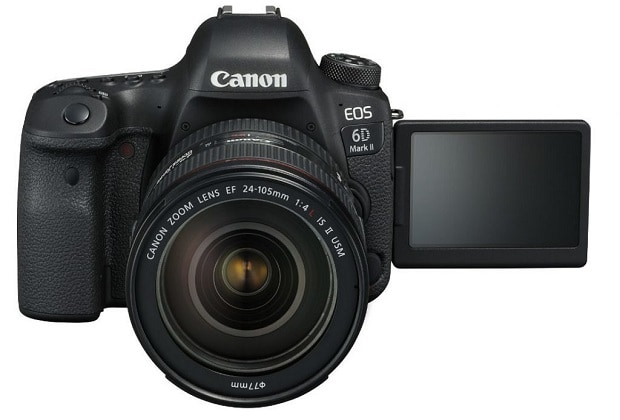 Canon launches 'EOS 6D Mark II DSLR' camera in India at Rs 1,32,995
