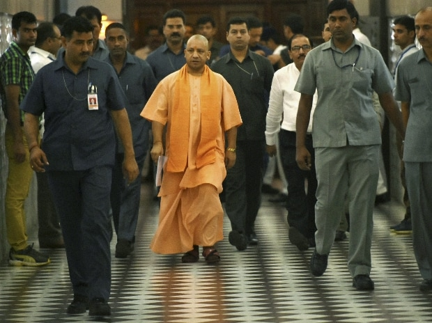 Yogi Adityanath, UP, CM