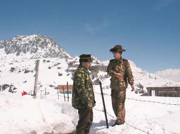 Doklam stand off
