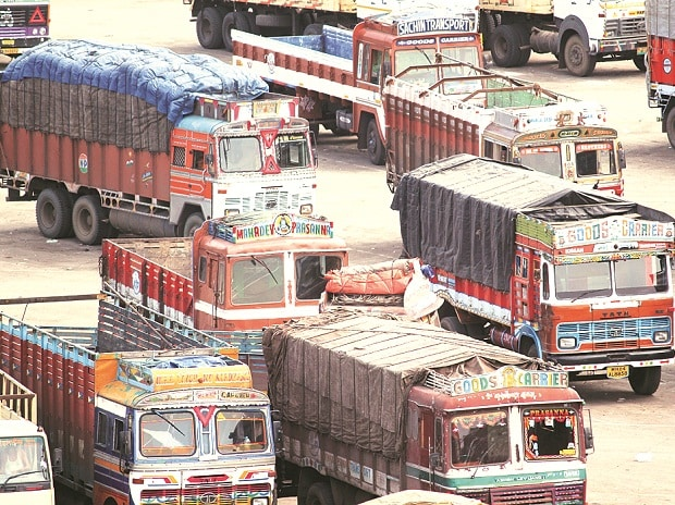 Truckers counter govt claim, say lower volumes, not GST, cut travel time