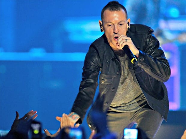 Linkin Park lead singer Chester Bennington dies of suspected suicide