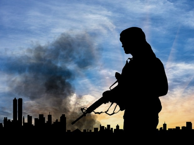 Representative image for terrorist. Photo: Shutterstock