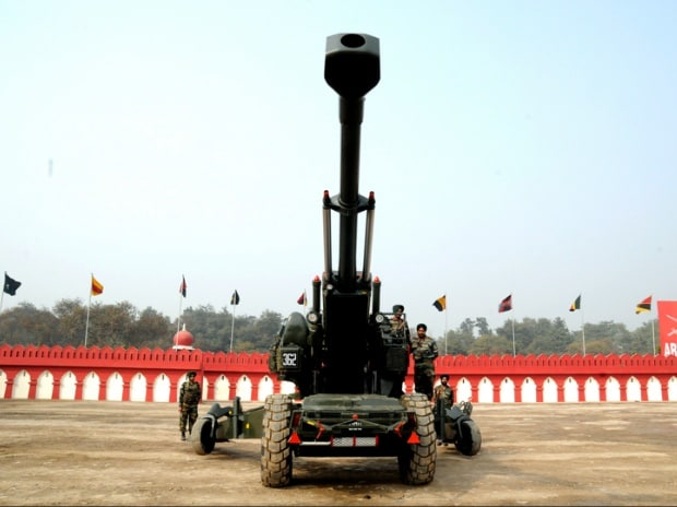 File photo of Bofors gun 155mm. Photo courtesy: Wikimedia Commons