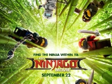 The Lego Ninjago Movie, lego, Warner Bros, Ninjago