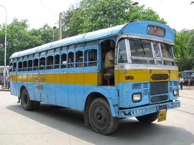 Kolkata city bus (Photo: Flickr)