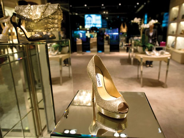Why Michael Kors picked up Jimmy Choo